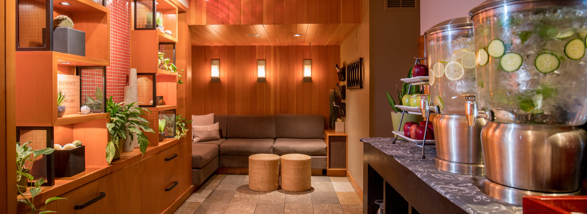 Red Earth Spa, Full Service Spa in The Banff Caribou Lodge